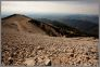 Mount Ventoux - stoisko z cukierkami