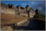 Carcasonne - mury miasta