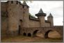 Carcasonne - zamek
