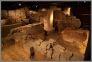 Muzeum d'Historia de la Ciutat - rzymskie pozostałosci miasta w podziemiach