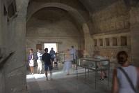 Pompeje - Termy Stabiliańskie - szatnia