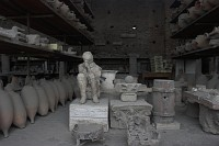 Pompeje - magazyn zabytków