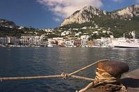 Capri i port Marina Grande