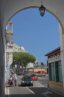Amalfi - wjazd do miasta